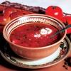 Как приготовить красный борщ