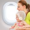 Особенности перелета с маленьким ребенком