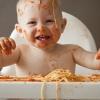 Спагетти - вкусно и полезно. И весело!