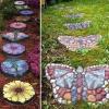 Узоры садовых дорожек в ландшафтном дизайне