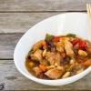Куриная грудка в соусе по-китайски