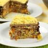 Рецепт вкусного печеночного торта