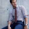 Мужские рубашки – неотъемлемая часть стильного образа!