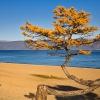 Отдых в России летом: остров Ольхон на озере Байкал