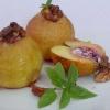 Как запечь яблоки с творогом быстро и вкусно