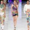 Летняя мода 2015: десять неповторимых образов с тропическим принтом