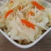 Как сделать хрустящую квашенную капусту