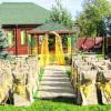 Как провести свадьбу в коттедже