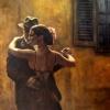 Как добиться идеального контакта в аргентинском танго
