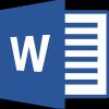 Как поменять ориентацию только одной страницы в MS Word