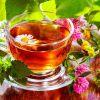 Самые полезные травяные чаи для женщин