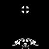 Почему под крестом Иисуса Христа изображается череп с костями