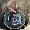 Дренажный колодец: ПВХ или бетонные кольца?