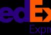 Международная почтовая служба fedex express