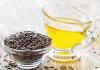 Нерафинированное льняное масло холодного отжима