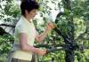 Веткорез контактный PowerGear (садовый инструмент Fiskars)