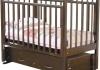 Кроватка Красная звезда (можга) Регина С600