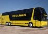 Международные автобусы Ecolines, Минск