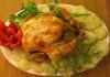 """Приправа """"Maggi"""" на второе для приготовления курицы с паприкой"""