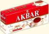 Чай черный пакетированный Akbar