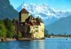 Путешествие вокруг Женевского озера (Швейцария)