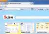 Яндекс.Бар для Mozilla Firefox