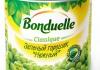 Зеленый горошек Bonduelle