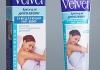 """Крем для депиляции, замедляющий рост волос от""""Velvet"""""""