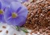 Семя льна, как средство для похудения