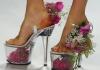 Туфли Копия Louboutin от aliexpress