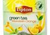 Чай Lipton в пирамидках