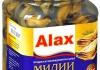 Мидии Alax в собственном соку