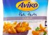 Картофельные дольки Aviko в кожуре с чесноком