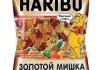 Мармелад HARIBO Золотой мишка