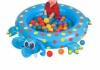 Сухой бассейн с мячами Upright «Слоненок»