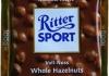 Шоколад Ritter Sport молочный с цельным лесным фундуком
