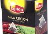 Чай Липтон  Mild Ceylon