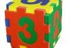 Развивающий кубик пазл «Малыши»