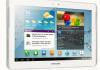 """Планшетный компьютер """"Samsung galaxy tab 2 10.1"""""""