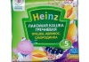 Каша Heinz «Лакомая гречневая» грушка, абрикос, смородинка