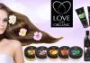 Маска для волос Love 2 mix organic Super питательная маска для повреждённых волос Протеины пшеницы + яичный желток