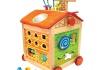 Деревянная игрушка Brio «Сортер с кубиками»