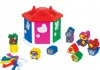 Куб логический  «Технокомп» Домик с ключиками