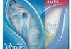 Женский бритвенный станок Gillette Venus&Olay с 5 лезвиями