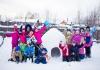 """Программа школьная """"Строим древнее жилище эскимосов"""""""