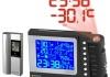 Проекционные часы-Метеостанция RST 32705