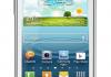 Смартфон Samsung Galaxy Young Duos GT-S6312