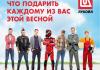 Акция сети АЗС Лукойл «Мы знаем, что подарить каждому из вас»