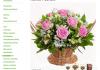 Доставка цветов в Новосибирске «Флорис»