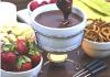 Набор для шоколадного фондю  YIHUI